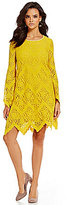 M.S.S.P. Bell Sleeve Lace Dress