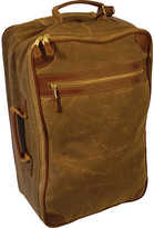 Mulholland Vintage Waxed Canvas International Carry-on