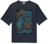 Dries Van Noten - Heaton Printed Cotton-jersey T-shirt