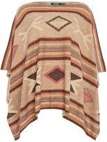 Lauren Ralph Lauren Vikken patterned poncho