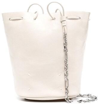 Maison Margiela Small Bucket Shoulder Bag