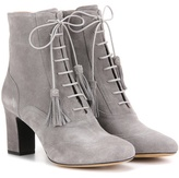 Tabitha Simmons Afton Suede Ankle Boots