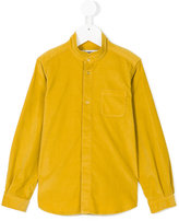 Dondup Kids - mandarin neck shirt - kids - Cotton/Spandex/Elastane - 4 yrs