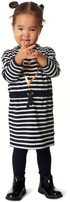 Noppies Baby and Kids Girls Dress Numana Dark Blue