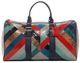 Longchamp Kate Moss x Patchwork Leather Duffle