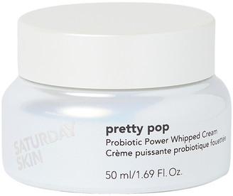 Saturday Skin Pretty Pop Probiotic Whipped Cream