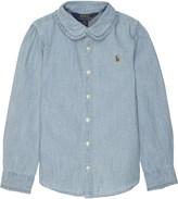 Ralph Lauren Chambray cotton shirt 2-6 years