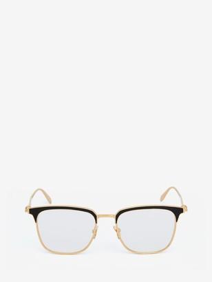 Alexander McQueen Skull Clubmaster Sunglasses