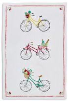 """Sur La Table Bicycle Kitchen Towel, 28"""" x 18"""""""