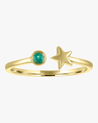 story. My Emerald Star Ring
