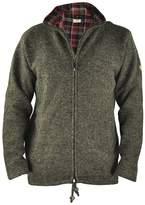 virblatt men's lined wool jacket S - XL natural wool cotton lining -KabruXLa