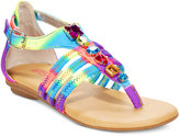 Kenneth Cole Little Girls' or Toddler Girls' Bright Day Sandals