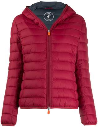 Save The Duck padded hooded jacket