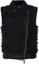 Thomas Wylde Stevie' vest - women - Cotton/Silk - S