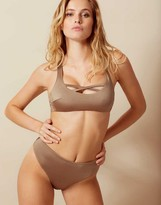 Agent Provocateur Keia Bikini Top Mink
