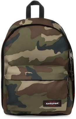 Eastpak Core Logo Camo Backpack