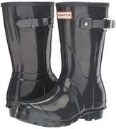 Hunter Original Short Gloss Rain Boots Women's Rain Boots