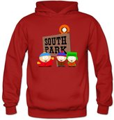CHRIST South Park Banner Women's Long Sleeve Hoody US Size L
