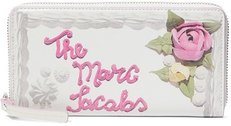 Marc Jacobs The Box Cake continental wallet