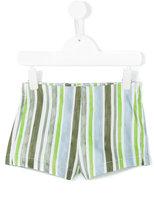 Il Gufo striped shorts - kids - Cotton/Spandex/Elastane - 2 yrs