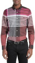 Burberry Brookhouse Trim Fit Sport Shirt