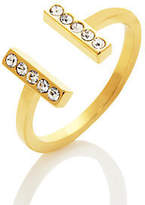 Kate Spade Dainty sparklers bar ring