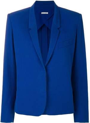 Hermes Pre-Owned concealed fastening blazer