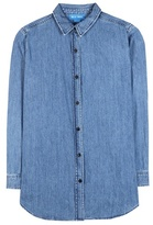 MiH Jeans Loose Denim Shirt
