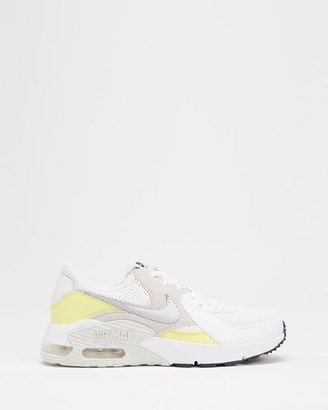 Nike Women's White Low-Tops - Air Max Excee - Women's - Size 6 at The Iconic