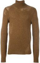 Maison Margiela distress knit sweater - men - Wool - M