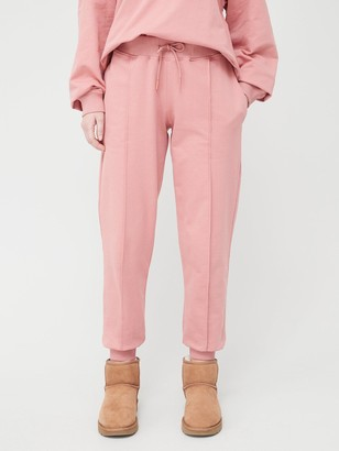 Very Seam Detail Oversized Jogger - Pink
