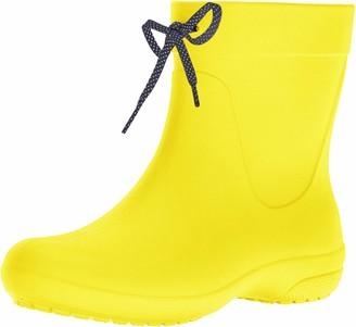 Crocs Freesail Shorty Rain Boots Womens Rain Boots
