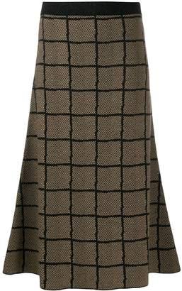 Antonio Marras A-line long skirt