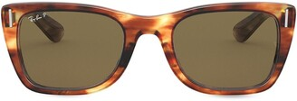 Ray-Ban Tortoiseshell Wayfarer Sunglasses