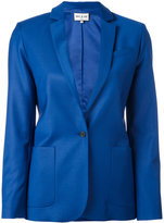 Paul & Joe notched lapel blazer - women - Polyamide/Spandex/Elastane/Viscose/Wool - 38