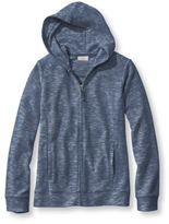 L.L. Bean Women's Reverse French Terry Top, Hoodie