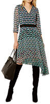 Karen Millen Pyramid Geo Dress, Multi