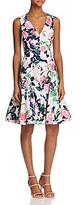 Betsey Johnson Floral-Print Dress
