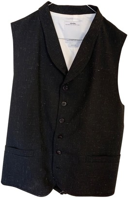 Visvim Black Wool Jackets