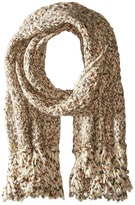 Z Zegna Bubble Stitch Scarf Scarves
