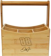 NASCAR Dale Earnhardt Jr. Bamboo Utensil Caddy