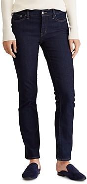 Ralph Lauren Ralph Modern Straight Curvy Jeans in Dark Rinse