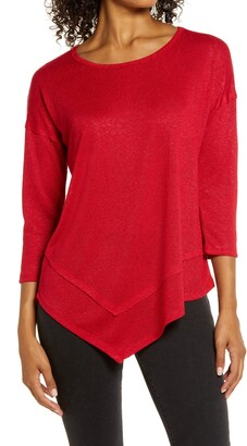 Bobeau Asymmetrical Top