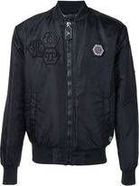 Philipp Plein 'Everglades' bomber jacket