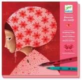 Djeco Crafts4Kids Felt Tip Drawing Patterns
