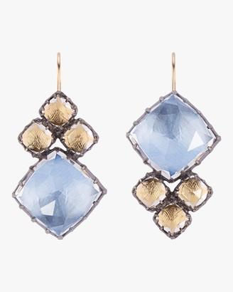 Larkspur & Hawk Sadie Cluster Earrings