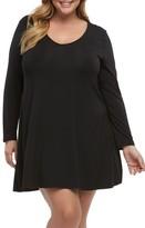 Tart Plus Size Women's Suzi Knit A-Line Dress