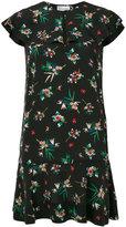 RED Valentino floral print dress - women - Silk/Polyester - 38