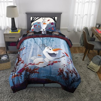 Licensed Character Disney's Frozen 2 Olaf's Adventure Bedding Set