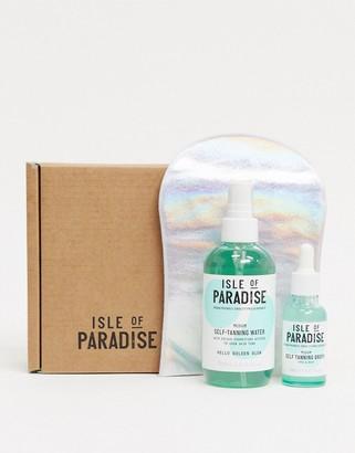 Isle of Paradise Self Tanning Drops & Water Set in Medium SAVE 25%